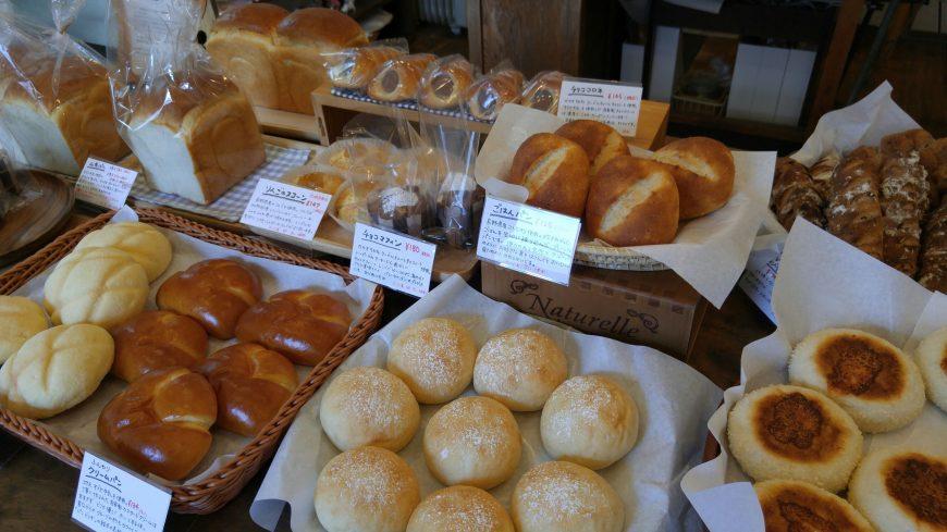 パンと焼菓子 ohana