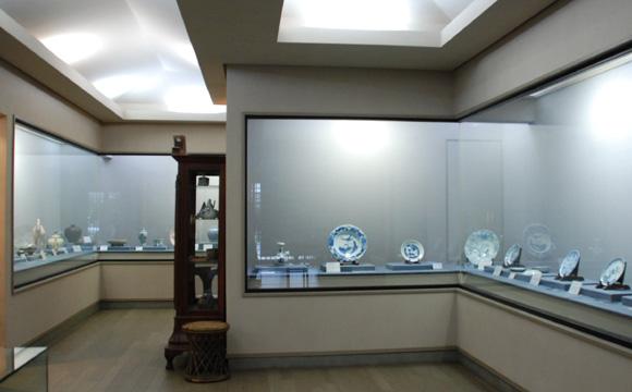 古陶磁コレクション「了庵」